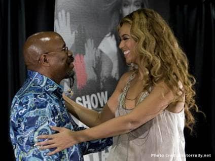 Beyonce Pastor Rudy Rasmus