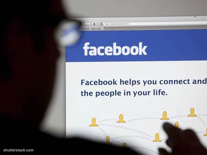 facebook man