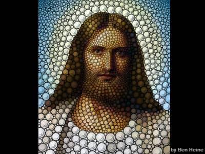 powerful, jesus, art