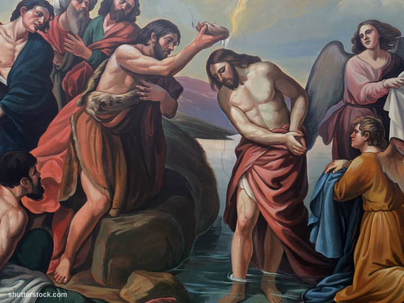 jesus john the baptist