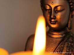 Buddha Candlelight
