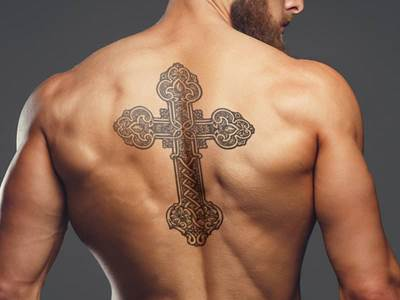 5 Jesus Tattoo Designs For Men Popular Christian Tattoos Large