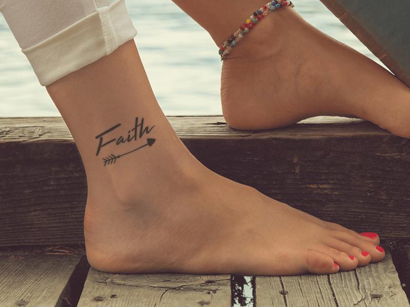 Faith Tattoo
