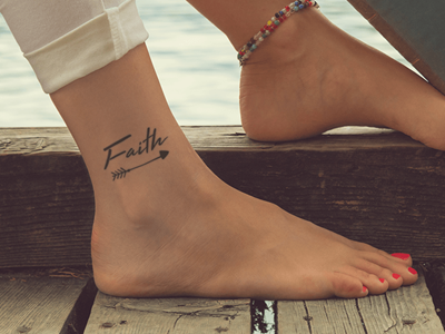 6 Jesus Tattoo Designs For Women | Popular Christian ...