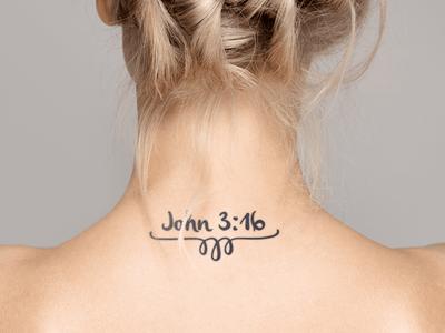 6 Jesus Tattoo Designs For Women Popular Christian Tattoos John