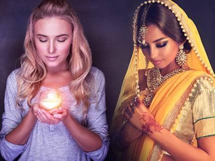 Christian and Hindu