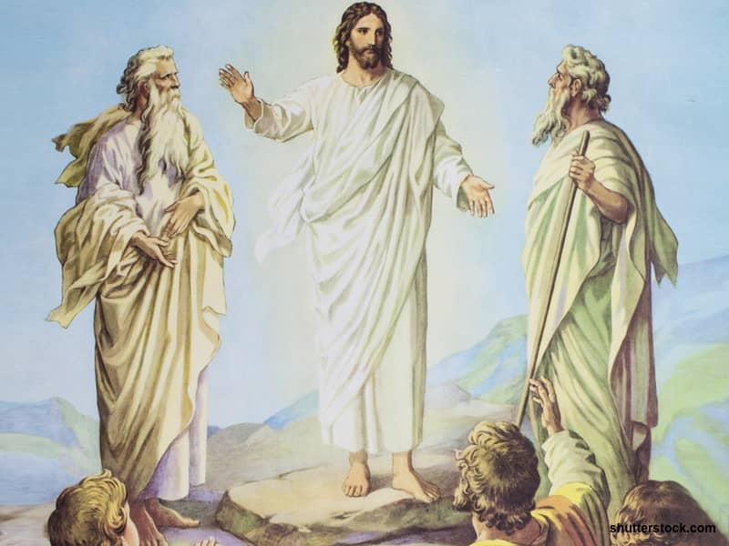 jesus christian mount