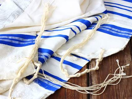 Jewish robe