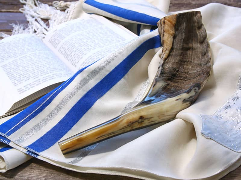 Torah and Shofar