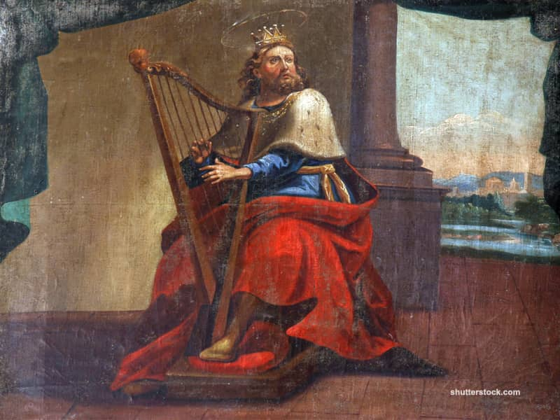 King David, Life Lessons, Bible Lessons of Life of David, Learning About King David