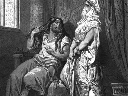 Samson Delilah2