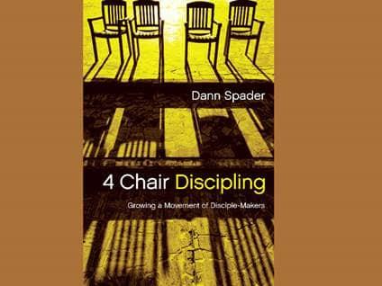 4 Chair Discpling
