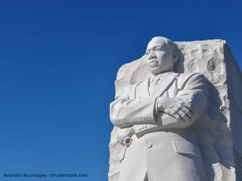MLK Jr Memorial