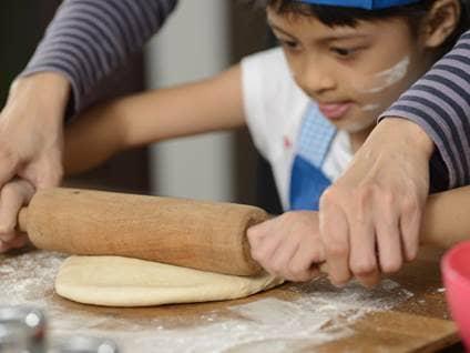 Ramadan, Garlic bread