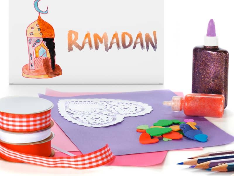 Ramadan Door Decorations