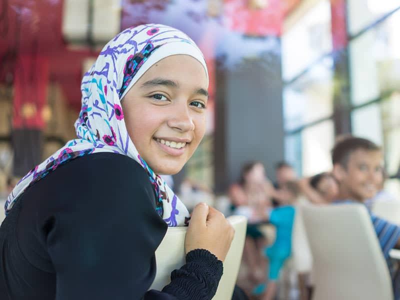 Young Muslim Girl