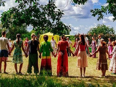 Pagan Gathering