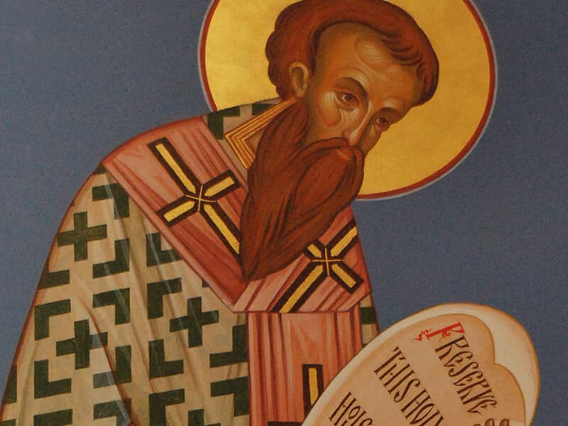 Saint Basil the Great credit ted flickr