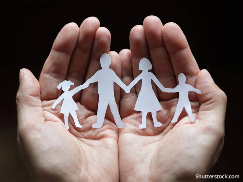 family-paper-cutout-hands