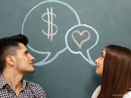 couple-financial-money-talk
