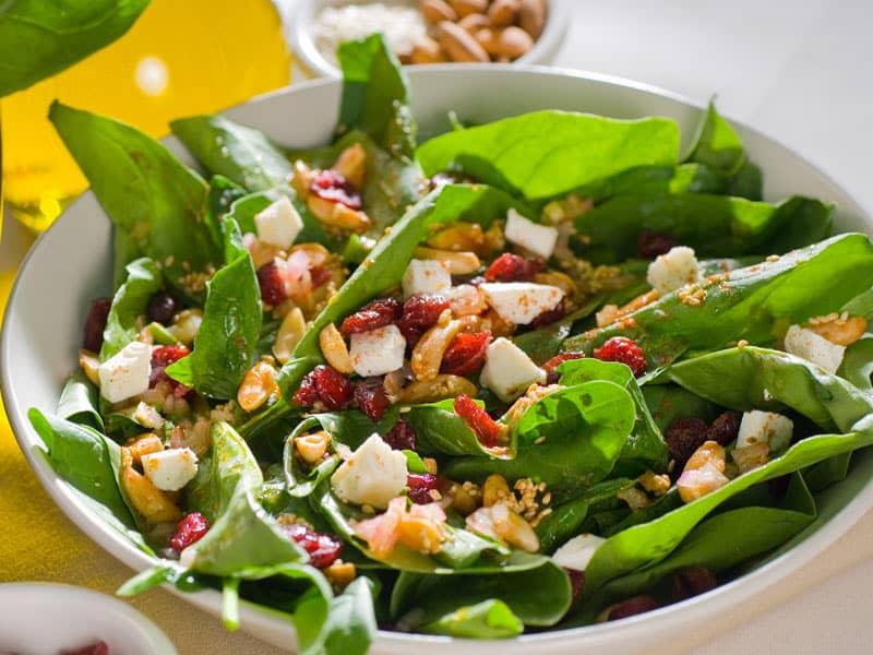 Cranberry salad