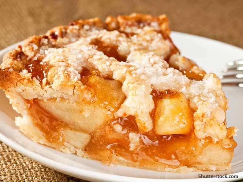 food apple pie