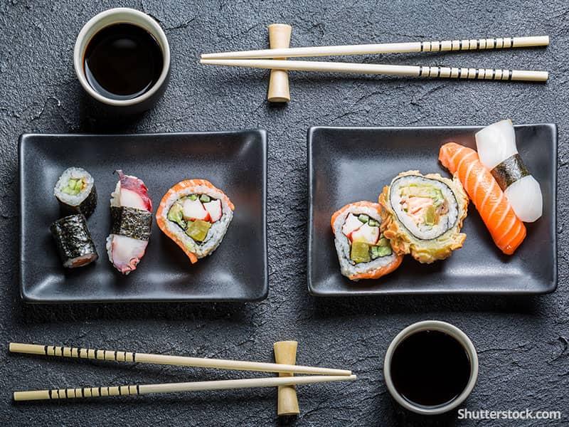 food-sushi-chopsticks-asian-japanese