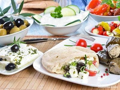 Greek-Meal