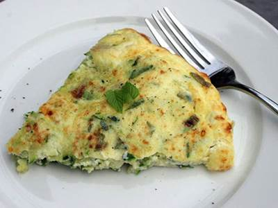 6 authentic meals from europe european recipes to try zucchini frittata forumfinder Images