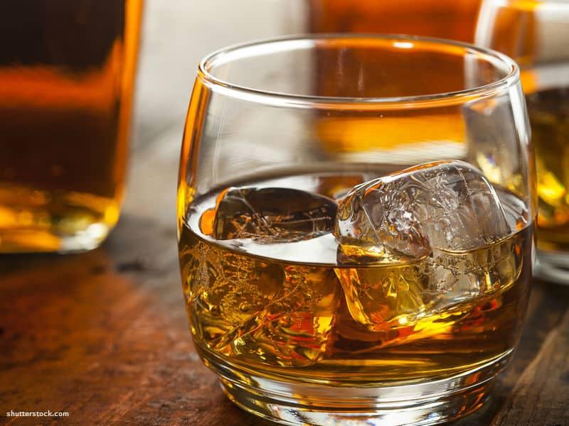 bourbon drink
