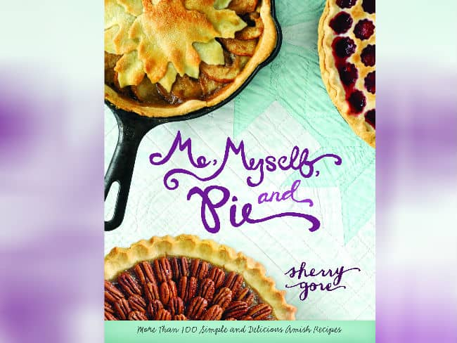 Me, Myself, and Pie book cover