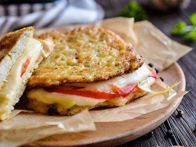 cauliflower-grilled-cheese