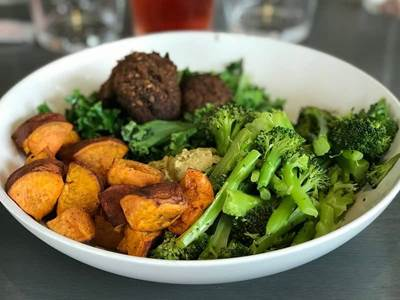 Sweet Potato Power Bowl