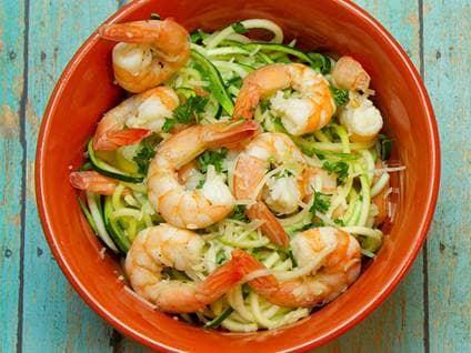 shrimp-zoodles