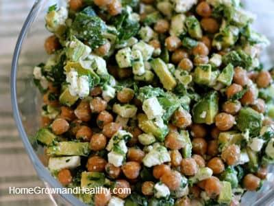 Chickapea Salad