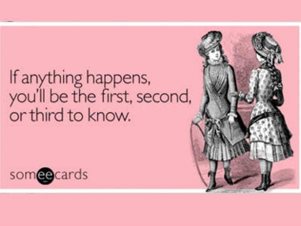 Funny Friendship Memes Only Besties Will Understand - Beliefnet
