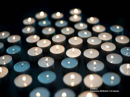 candle array