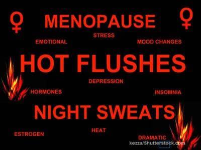 Menopause Sign