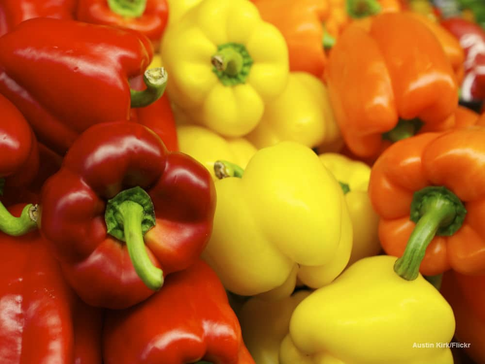 Variation of Peppers