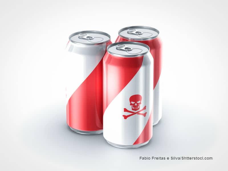 Dangerous soft drinks Fabio Freitas e Silva