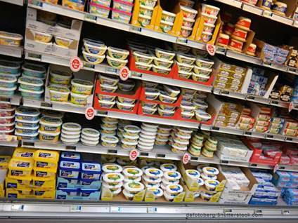 defotoberg margarine