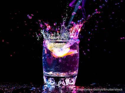 Cocktail intro