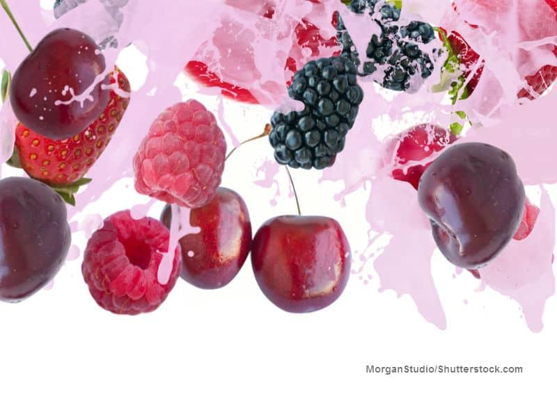 Reds Fruits MorganStudio