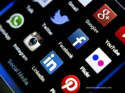 Quka social media