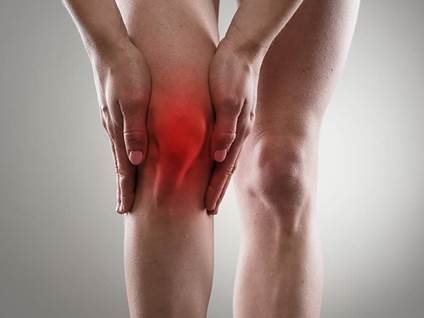 Knee inflammation