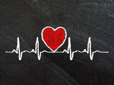 healthy heartbeat