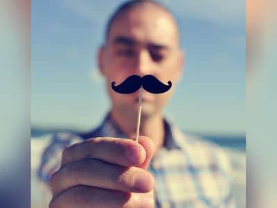 Toothpick Moustache