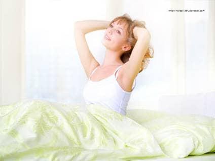 waking up shutterstock 186116960