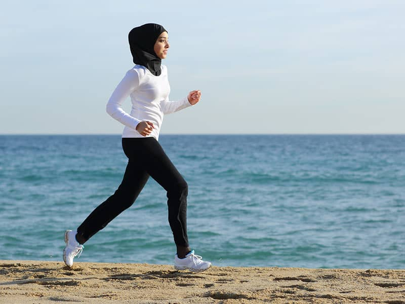 Hijab in Sports Muslim Women Athletes Belief