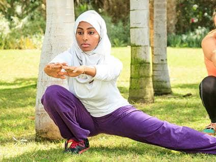 Muslim Stretch